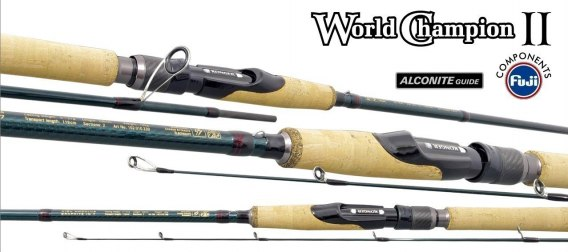 WORLD CHAMPION II ZANDER 285XH 20-60g