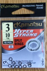HYPER STRONG 3mm/10kg 10szt.