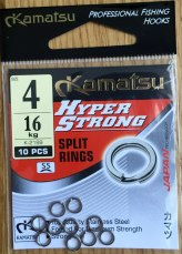HYPER STRONG 4mm/16kg 10szt.