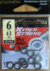 HYPER STRONG 6mm/43kg 10szt.