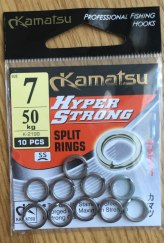 HYPER STRONG 7mm/50kg 10szt.
