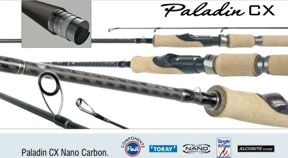 PALADIN CX NANO CARBON PERCH 200/2-12